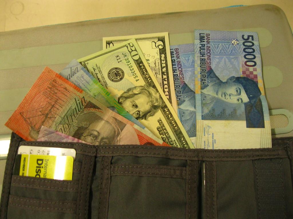 Verschiedene Währungen