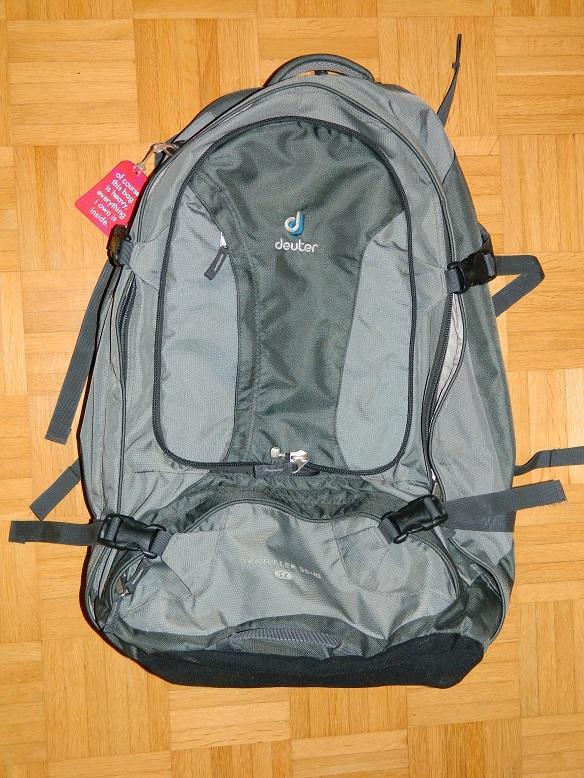 Rucksack Deuter Traveller 55 + 10 SL Bewertung
