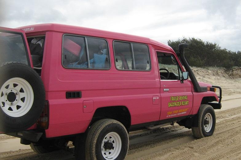 Fraser Island Tour Australien