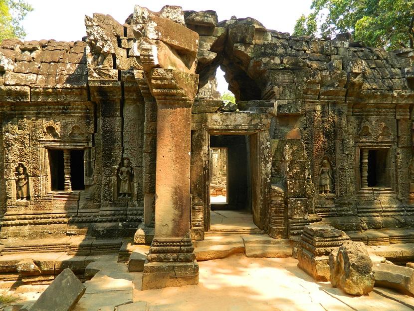 Langzeitreise-Momente: Angkor Wat Kambodscha