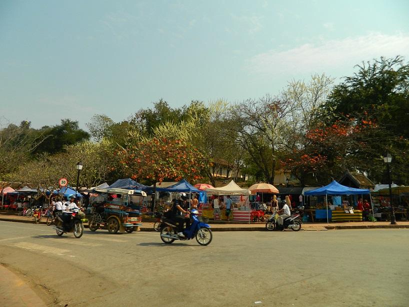 TukTuk Luang Prabang Laos