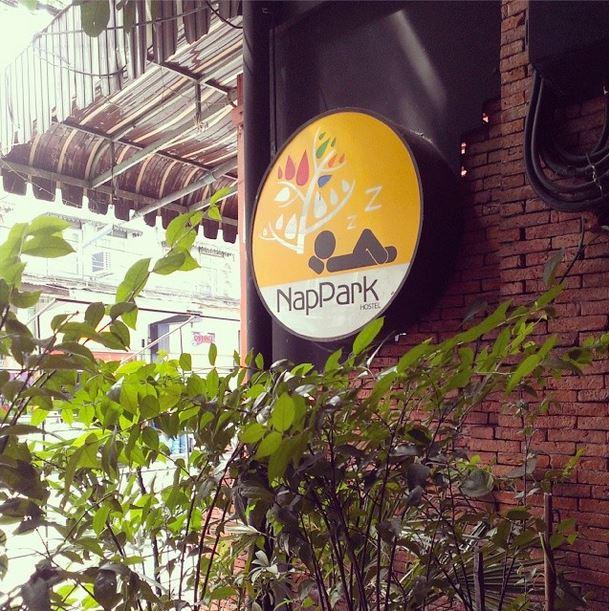 Bangkok - Das NapPark Hostel