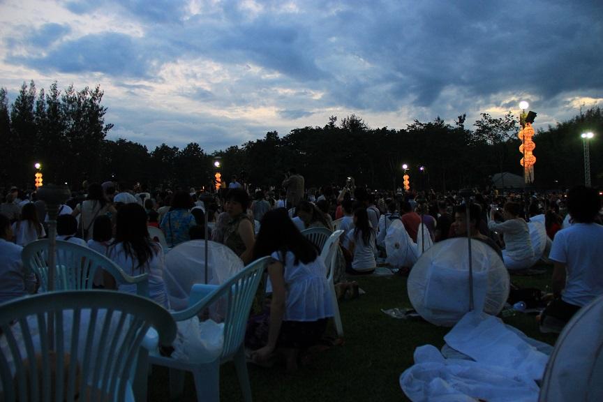 Chiang Mai & Laternenfest Platzzuweisung