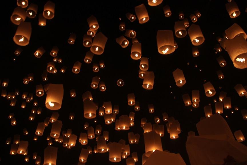Chiang Mai & Laternenfest - unverzichtbar!